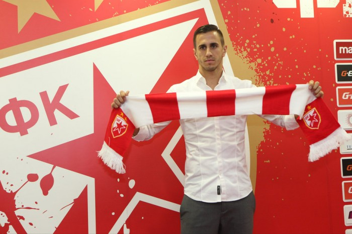 Aleksandar Pesic moves to Red Star Belgrade