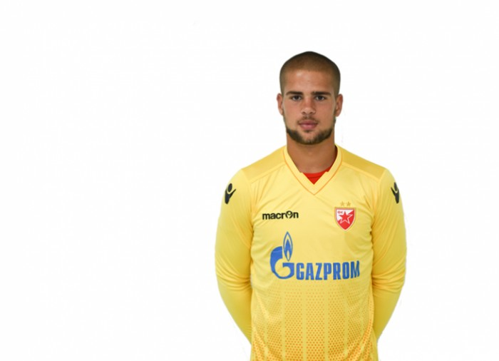 Dynamic Agency starts to represent Red Star young goalkeeper Aleksandar Stanković!