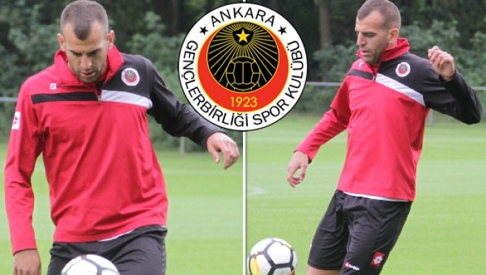 Petar Skuletic signs for Genclerbirligi (Turkey)